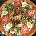 recette Yassa au poulet à ma façon
