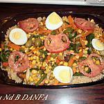 recette thiebou yapp ( riz à la viande) SENEGAL