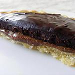 recette Tartelette choco-caramel et noix