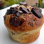 recette Muffins chocolat vanille