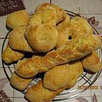 recette Biscuits leger italien ( TARALLI)