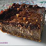 recette Cheesecake pralinoise et milka