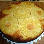 recette gateau à l'ananas