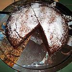 recette gateau chocolat coco