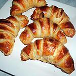 recette Croissant maison