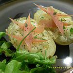 recette pomme de terre à la cancoillotte