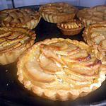 recette tartelette au pomme
