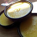 recette Petites crémes citroné