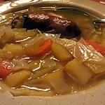 recette Potée au chou et Diots de Savoie