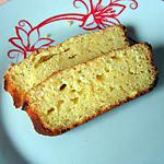 recette Gateau au yaourt, polenta et citron