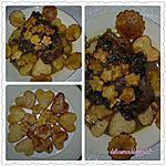 recette TAJINE DE POMMES DE TERRE - MHAMAR