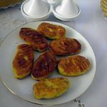 recette GALETTES DE POMMES DE TERRE / MAAKOUDA EXPRESSE AVEC DE LA PUREE EN FLOCONS
