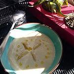 recette Velouté d'asperges blanches express