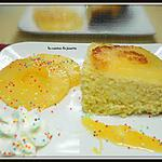 recette gâteau ananas-coco