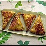recette Chaussons aux pommes [par Monica]