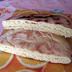 recette Batbout pain marocain
