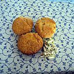 recette Les madeleines espagnoles de Soniflex