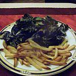 recette moules  frites