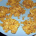 recette Roses des sables au chocolat au lait