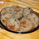 recette Apéritif : Crabcakes aux herbes