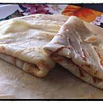 recette Pâte à crêpes au yaourt