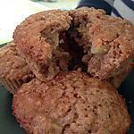 recette Muffins gingerbread de Marc Grossman