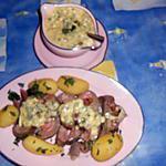 recette Tete de veau sauce gribiche