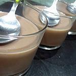 recette Petites crèmes aux marrons