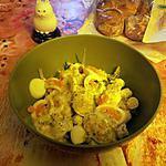 recette salade de dents-de-lion