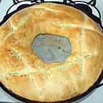 recette Couronne de pain