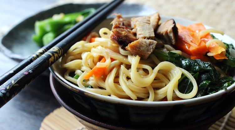 recettes de cuisine asiatique