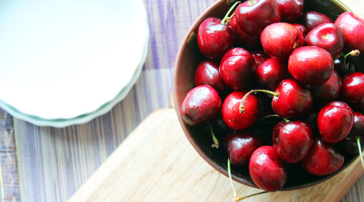 recettes avec des cerises