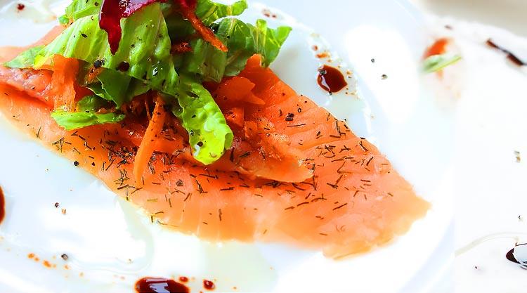 recettes de saumon fumé