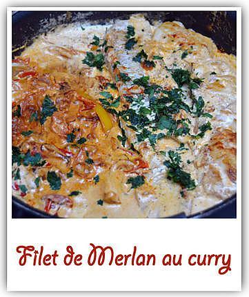 Recette De Filet De Merlan Au Curry