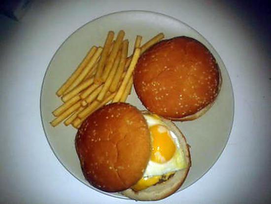 Recette De Hamburgers Maison Facile Et Rapide