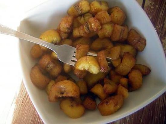 cuisiner banane plantain : jennmomoftwomunchkins