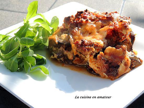 Recette De Moussaka Dietetique