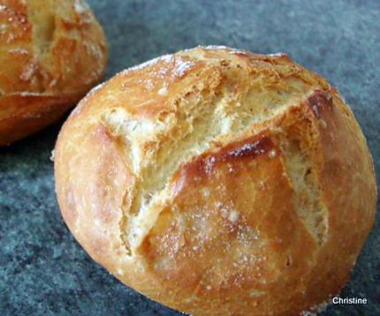 Pain maison sans levure de boulanger ventana blog - Recette pain levure chimique ...
