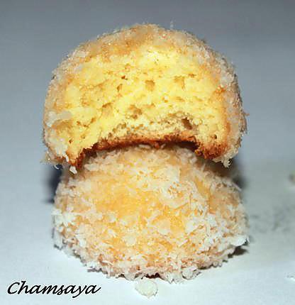 Recette dessert facile noix de coco